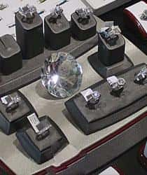 Collection of Diamond Jewelry at Emerald City Jewelers in Parma, Ohio